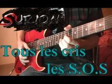 Embedded thumbnail for Tous les cris les S.O.S  (Daniel Balavoine - Guitar Cover)