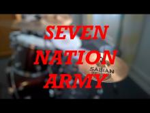 Embedded thumbnail for Seven Nation Army - Drum & Bass Cover