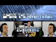 Embedded thumbnail for Scorpions - Where the river flows (cover by Henry Slim)