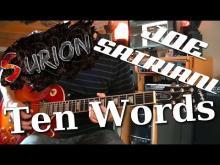 Embedded thumbnail for ♫ Ten Words ♫ (Joe Satriani   Guitar Cover)
