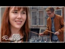 Embedded thumbnail for RISE UP - Andra Day - Played on GLASSWARE | Laura Konrad & Sandro Gerber COVER