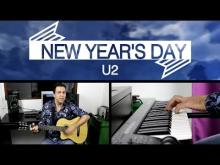 Embedded thumbnail for U2 - New year's day (cover by Henry Slim)