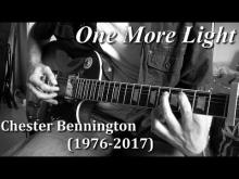 Embedded thumbnail for One More Light (Linkin Park - Guitar Cover)