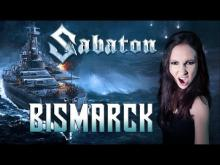 Embedded thumbnail for SABATON – Bismarck [Cover by ANAHATA]