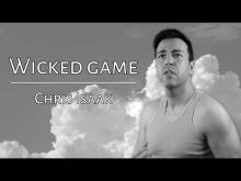Embedded thumbnail for Wicked game - Chris Isaak (cover)
