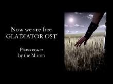 Embedded thumbnail for Now we are free - Gladiator OST - piano cover