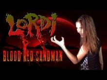 Embedded thumbnail for LORDI - Blood Red Sandman [Cover by ANAHATA]