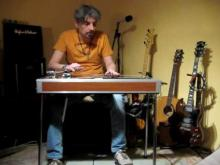 Embedded thumbnail for Torn and Frayed  (steel guitar solo cover )