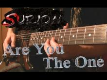 Embedded thumbnail for Are You The One? ( Sharon den Adel & Timo Tolkki - Cover)