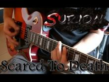 Embedded thumbnail for Scared To Death (HIM - Guitar Cover)
