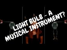 Embedded thumbnail for Shed a Light - PLAYED ON LIGHT BULBS!! | Fabienne Ruppen & Sandro Gerber COVER