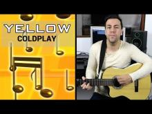 Embedded thumbnail for Coldplay - Yellow (cover by Henry Slim)