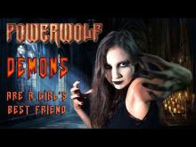 Embedded thumbnail for POWERWOLF - Demons Are a Girl's Best Friend [FULL BAND Cover by ANAHATA]