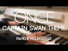 Embedded thumbnail for [Piano & violin cover] Once Upon A Time ✦ Captain Swan theme