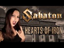 Embedded thumbnail for SABATON - Hearts of Iron [ANAHATA Full Band Cover]